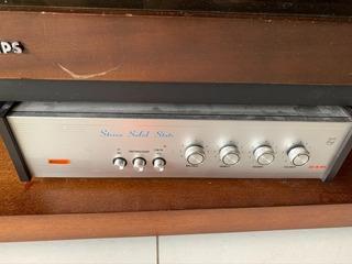 Amplificador Philips 516 Antiguo