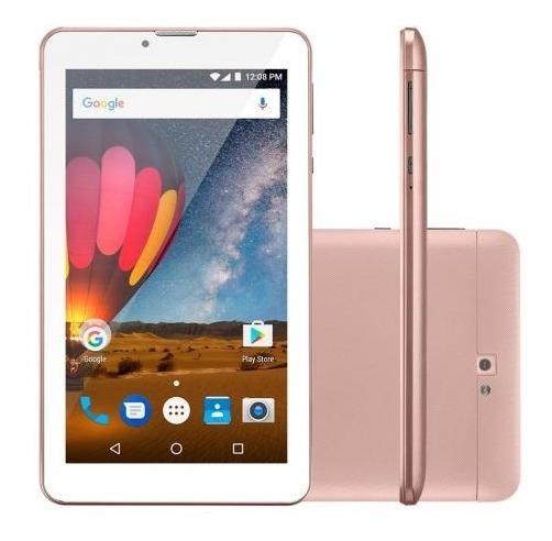 Tablet Multilaser M7s Plus Quad Core 1.3 Wifi 8gb Nb276