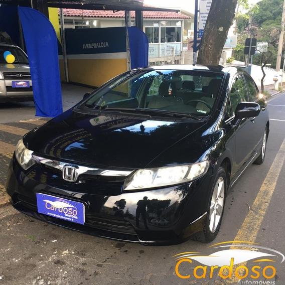New Civic 2008 Lxs 1.8 Flex