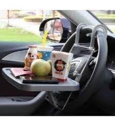 Mesinha De Volante Banco Alimentação Copo Carro Uber Taxi