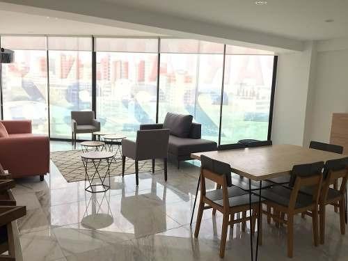 Espectacular Penthouse Para Estrenar En Lomas De Chapultepec En Renta O Venta