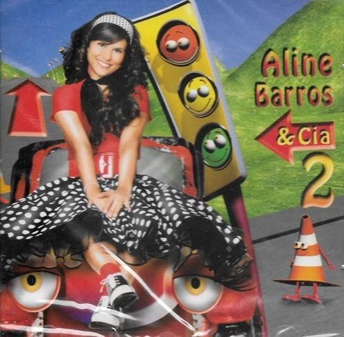 Cd Aline Barros E Cia 2