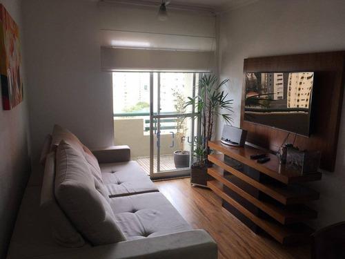 Apartamento À Venda, 60 M² Por R$ 690.000,00 - Saúde - São Paulo/sp - Ap11839