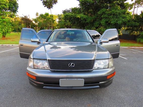 Lexus Ls400/toyota Celsior 4.0l V8 32v 1995 - Impecável