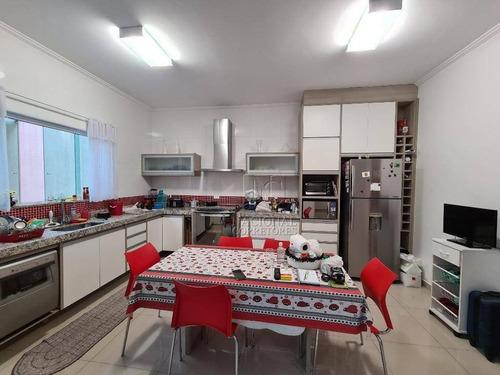 Imagem 1 de 30 de Sobrado À Venda, 520 M² Por R$ 1.300.000,00 - Vila Camilópolis - Santo André/sp - So3955