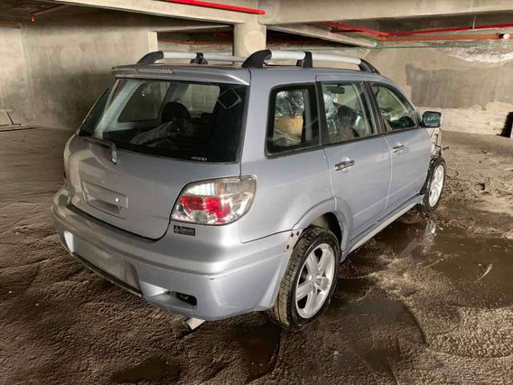 Mitsubishi Outlander 4x4 Full At Secuncia