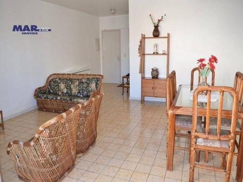 Imagem 1 de 11 de Apartamento Residencial À Venda, Vila Alzira, Guarujá - . - Ap8094