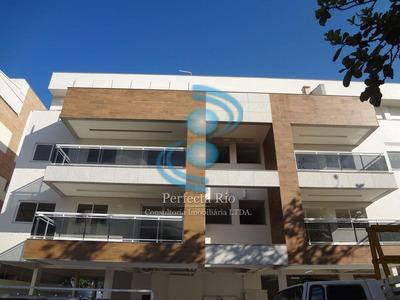 Cobertura Recreio 03 Suites + 03 Vagas, Piscina 1ª Locação