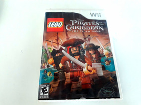 Jogo Lego Pirates Of The Caribbean Nintendo Wii