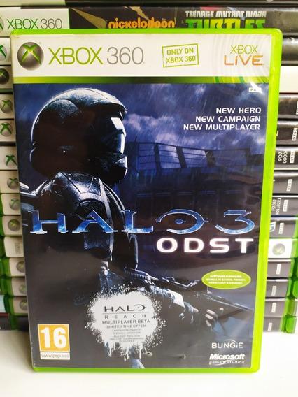 Halo 3 Odst - Xbox 360 - Original - Mídia Física