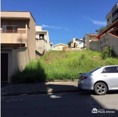 Terreno À Venda, 275 M² Por R$ 350.000,00 - Jardim Elvira Dias - Poços De Caldas/mg - Te0169