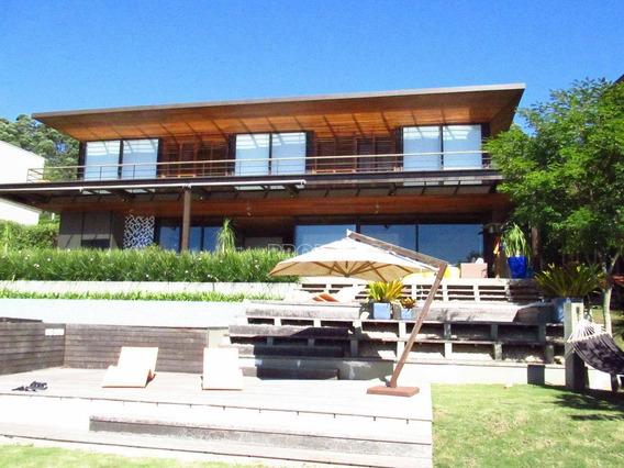 Casa Com Vista Privilegiada No Exclusivo Campo De Golfe Do Vila Da Mata - 50 Min De Sp, 3 Quartos/suítes, 406 M² São Roque - Ca16756