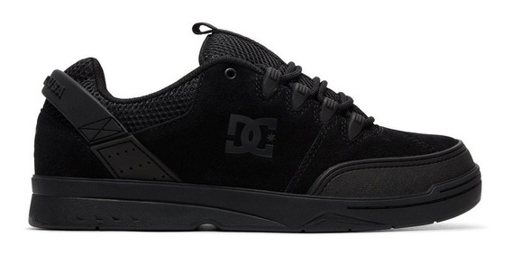 Zapatilla Dc Syntax Negro En Oferta Black Friday!