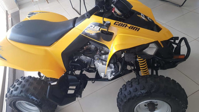 Can Am Ds 250 Automático Com Ré 2014 Semi Novo Posto 6