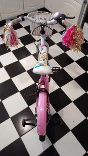 Bicicleta Para Niñas Rodado 16