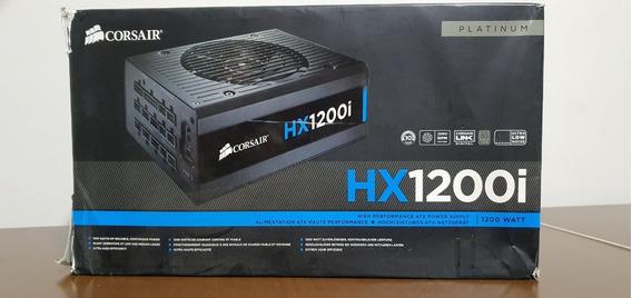 Fonte Corsair Hx1200i - 1200w 80 Plus Platinum