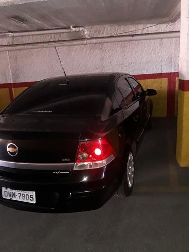 Imagem 1 de 5 de Chevrolet Vectra 2007 2.0 Expression Flex Power 4p