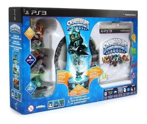 Skylanders Spyro's Adventure Starter Pack - Ps3