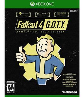 Fallout 4 - Edicion Juego Del Año - Online Mods