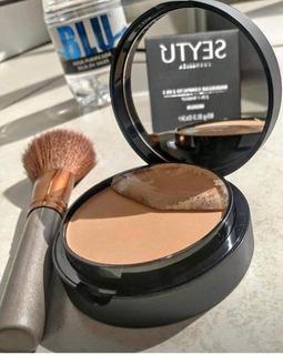 Maquillaje Compacto Seytú