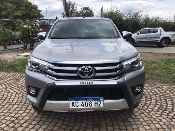 Toyota Hilux 4x4 2.8 Dc Tdi Srx 2018