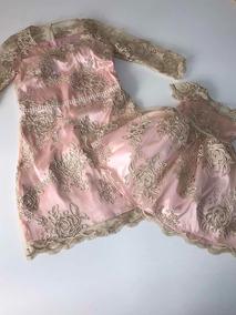 Vestido De Festa Tal Mãe Tal Filha Luxo Princesa Tam M Tam 1