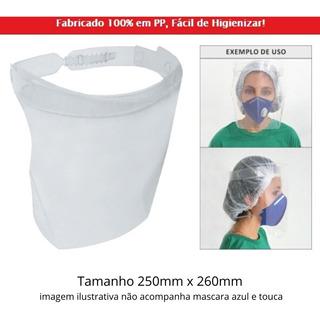 Mascara Protetor Rosto Inteiro Hospitalar Face Shields
