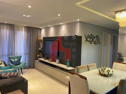 Imagem 1 de 29 de Apartamento À Venda, 96 M² Por R$ 785.000,00 - Mooca - São Paulo/sp - Ap1627