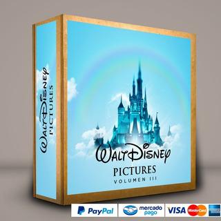 Peliculas Box Platinium Full Dvd Disney Volumen 3