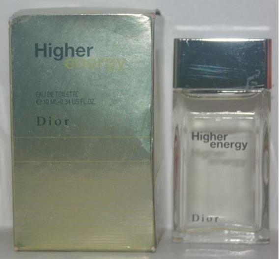 Miniatura De Perfume: Dior (christian) - Higher Energy