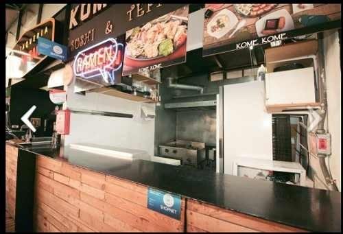 If Local En Renta Con Guante Mercado Gourmet Independencia