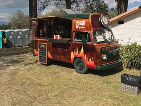 Volkswagen - Kombi Food Truck