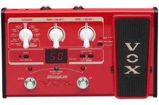 Pedalera Multiefecto Vox Stomplab 2b Slb2 Pedal Para Bajo
