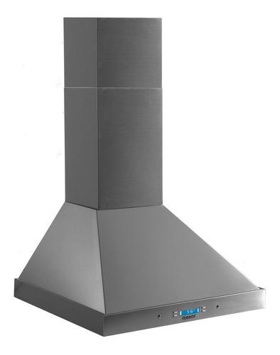 Imagen 1 de 1 de Extractor purificador de cocina Llanos LCD Prisma ac. inox. de pared 600mm x 295mm x 495mm acero 220V