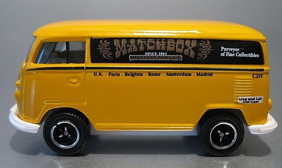 Matchbox Vw Delivery Van - Loose