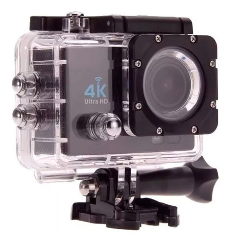 Mini Câmera 4k Esportiva Prova Dágua  Wifi Action Brindes
