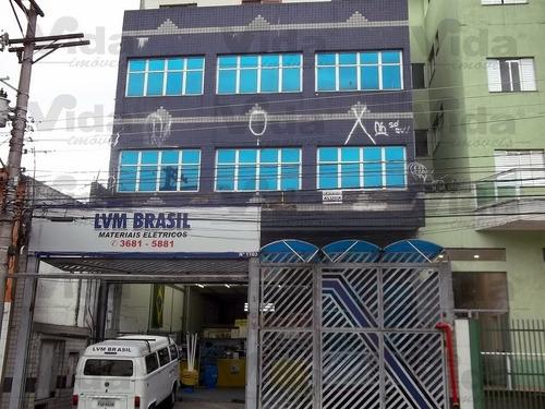 Imagem 1 de 7 de Salas Comercial Em Cidade Das Flores  -  Osasco - 22037