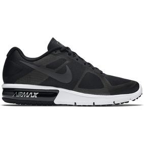 Tênis Nike Air Max Sequent -- Corrida Treino Academia Preto