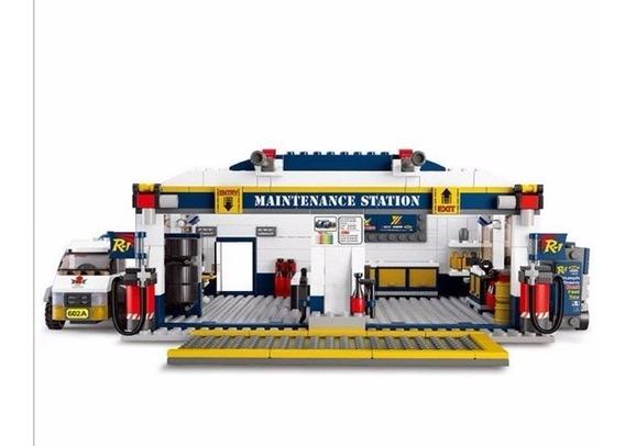 Lego Conjunto Fórmula 1 - 741pcs Educacional Para Crianças