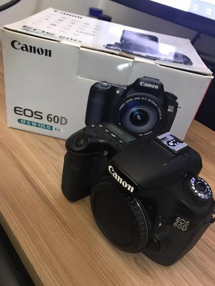 Canon Eos 60d   Corpo  