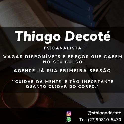 Imagem 1 de 1 de Psicanalista Atendimento On Line Para Todo Brasil