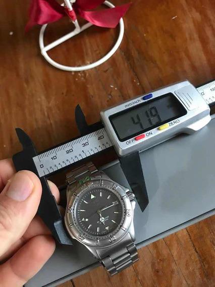 Tag Heuer Professional Series 4000 Wf1111-0 Quartz Raro