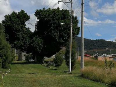Terrenos Atlatlahucan Fracc. Jardines De Jericó 1a. Sección