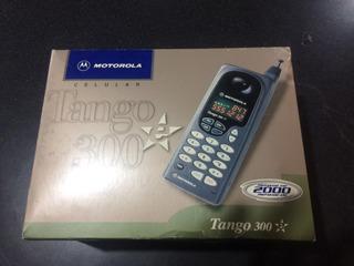 Motorola Tango 300 Con Cargador Con Caja Manual Casa Amadeo