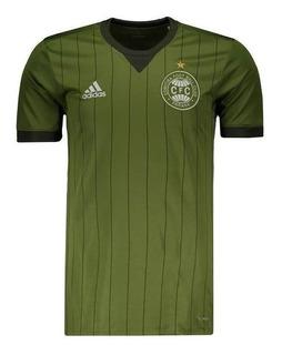 Camisa adidas Coritiba Oficial 2017/2018 Original 1magnus