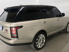 Range Rover Vogue Range Rover 5.0 Supercharged Vogue Se