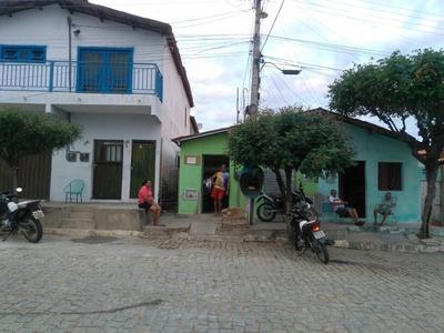 Casa Em Tauá-ce, Bairro Cidade Nova