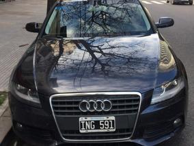 Audi A4 2.0 Tfsi Multitronic Spor Cuero V/permuto