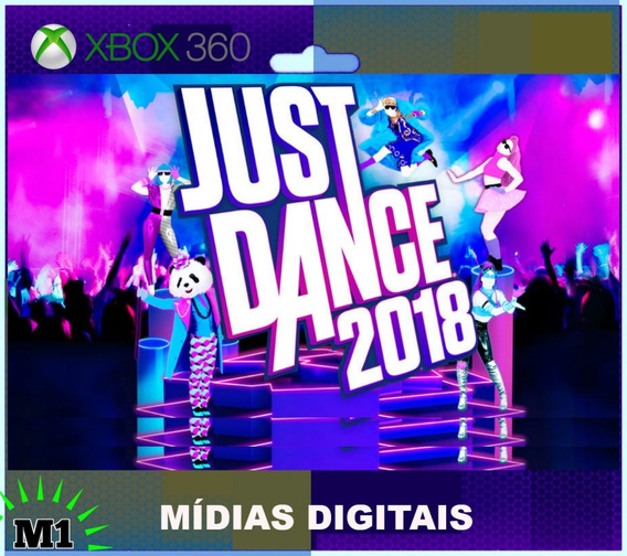 Just Dance 2018 Completo Xbox 360 Download Na Live Xbox