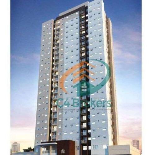 Imagem 1 de 18 de Apartamento À Venda, 42 M² Por R$ 280.000,00 - Tatuapé - São Paulo/sp - Ap2316